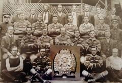 The 1913 Eastern Suburbs Premiership Team